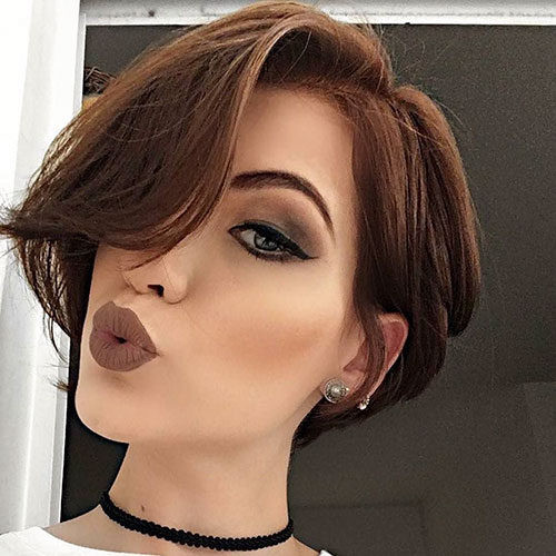 Popular-Pictures-of-Short-Hairstyles-14 Popular Pictures of Short Hairstyles in 2020