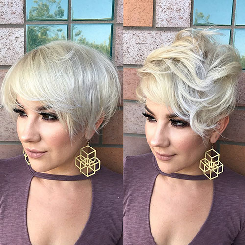 Popular-Pictures-of-Short-Hairstyles-6 Popular Pictures of Short Hairstyles in 2020