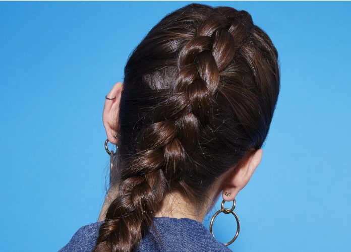 Regular-Dutch-Braid-Hairstyle Glamorous Dutch Braid Hairstyles to Try Now