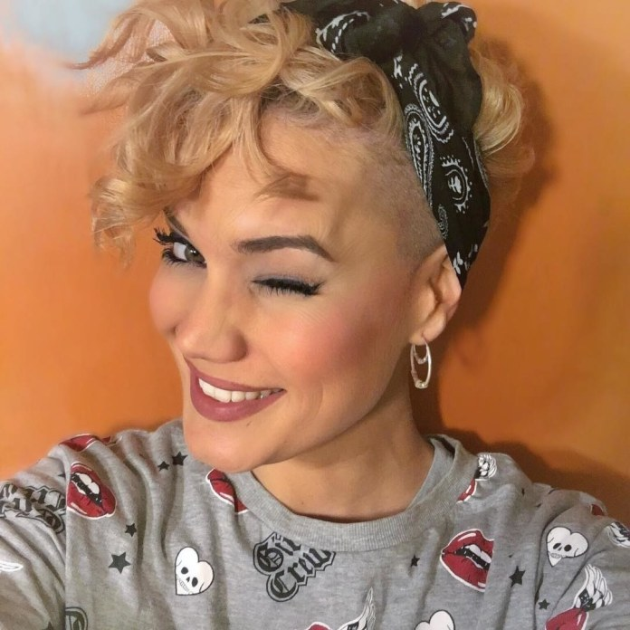Short-Curly-Pixie Undoubtedly Coolest Pixie Cuts for Wavy Hair