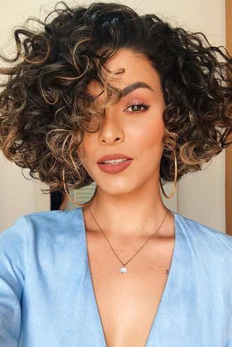Short-Hairstyles-For-Curly-Hair 12 Best Short Haircuts For 2020