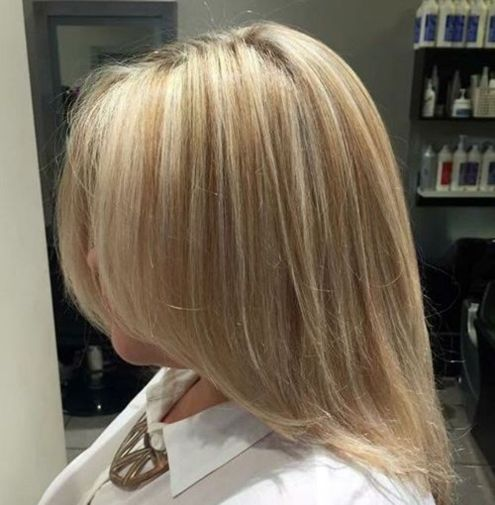Simple-and-Straight 15 Graceful Hairstyles for Fine Straight Hair