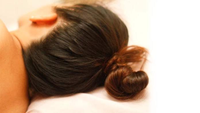 Sleepinabun Sleeping with Your Hair In A Bun, why not?