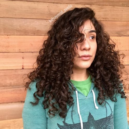 gorgeous-long-hair-with-layers Top 10 Glamorous layered curly hairstyles