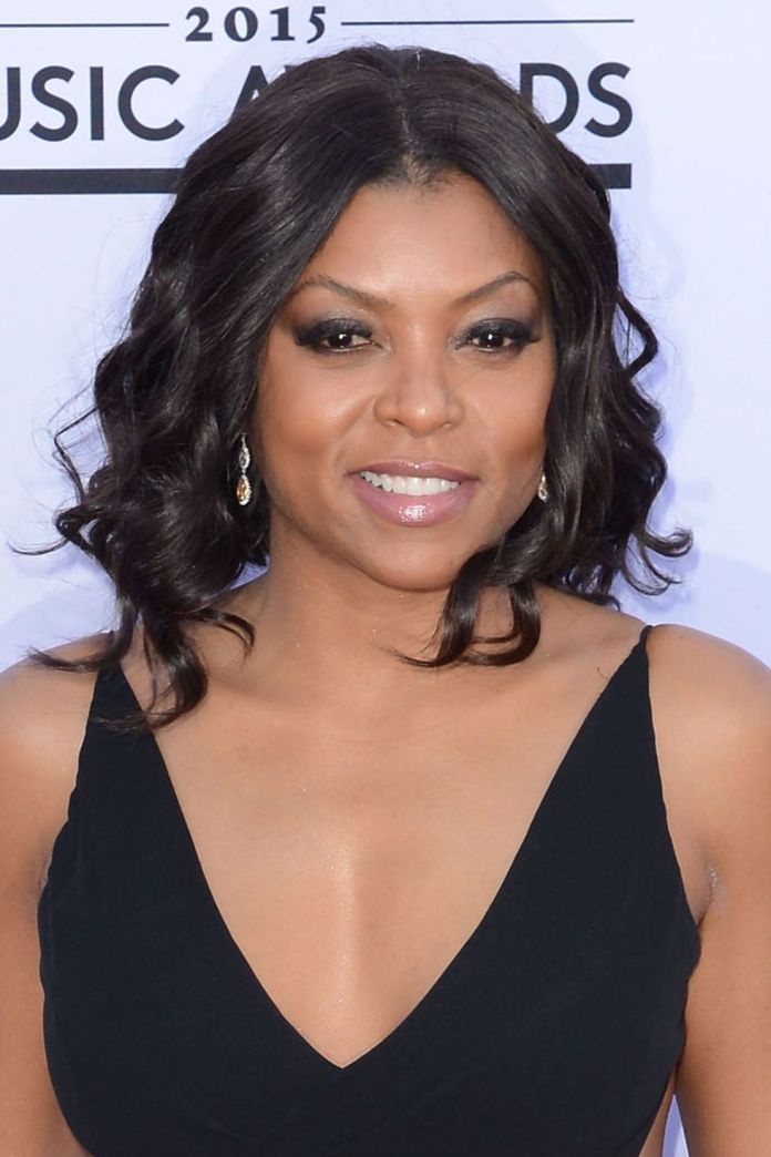 taraji-p-henson-medium-hairstyles 14 Fabulous Medium Length Hairstyles of Celebrities you might want to copy