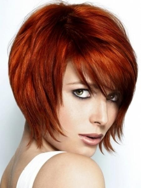 A-line-bob Quick and Easy Short Weave Hairstyles