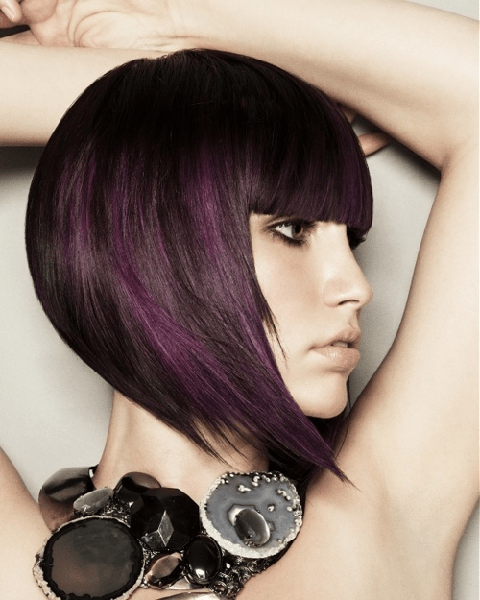 Captivating-Inverted-Bob-Hairstyles-17 Captivating Inverted Bob Hairstyles That Can Keep You Out of Trouble