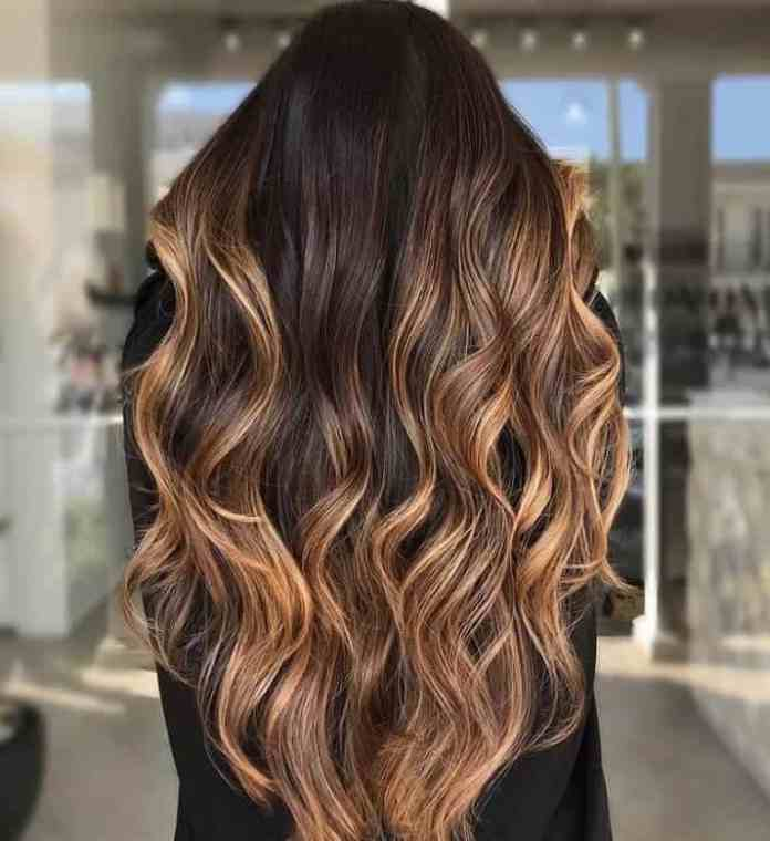 Caramel-Balayage Balayage Highlights: Top 10 Styles to Brighten Your Look