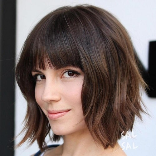 Cute-Bobs-Hairstyles-for-Women-3 Cutest Bob Haircuts for Women to Bump Up The Beauty