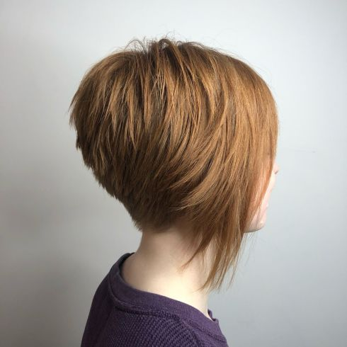Finely-Chopped-Caramel-Pixie 14 Flattering Pixie Cuts That Will Inspire your next cut