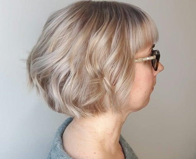 Flattering-Wavy-Bob-Hairstyles-for-Women Flattering Wavy Bob Hairstyles for Women