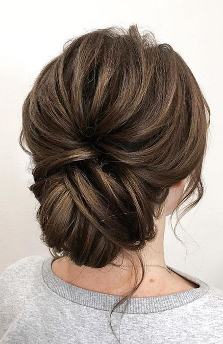 Formal-Updo 15 Super Chic Updo Ideas for Short Hair