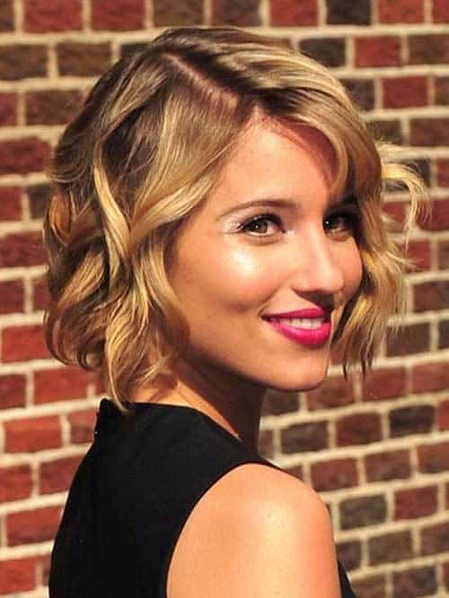 Highlighted-waves Cutest Bob Haircuts for Women to Bump Up The Beauty