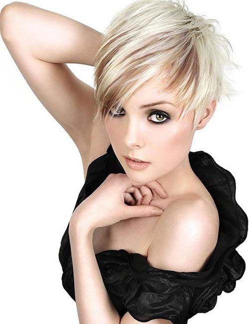 Inverted-pixie Captivating Inverted Bob Hairstyles That Can Keep You Out of Trouble