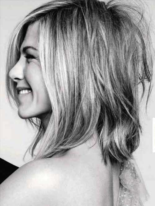 Jennifer-Aniston-Bob-Cut-Back-View-Look Jennifer Aniston Bob Haircuts