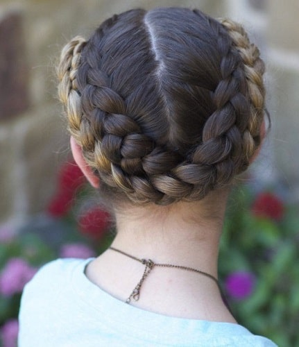 Little-Girl's-Braids-with-Beads-17 How to Style Little Girl's Braids with Beads