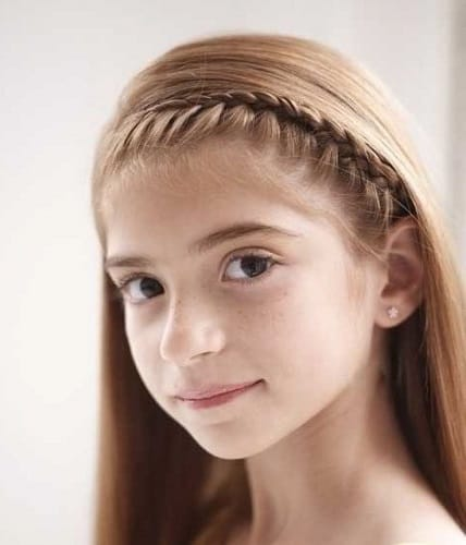 Little-Girl's-Braids-with-Beads-45 How to Style Little Girl's Braids with Beads
