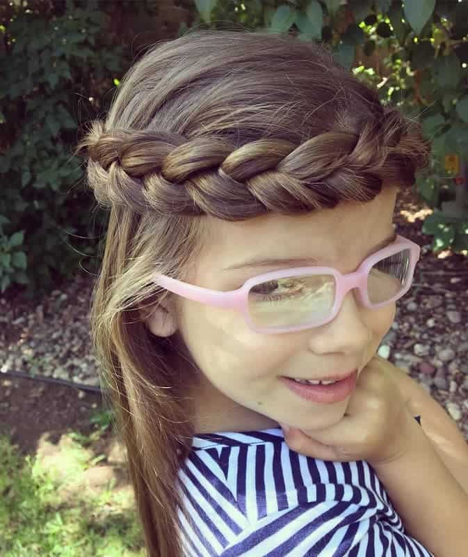 Little-Girl's-Braids-with-Beads-65 How to Style Little Girl's Braids with Beads