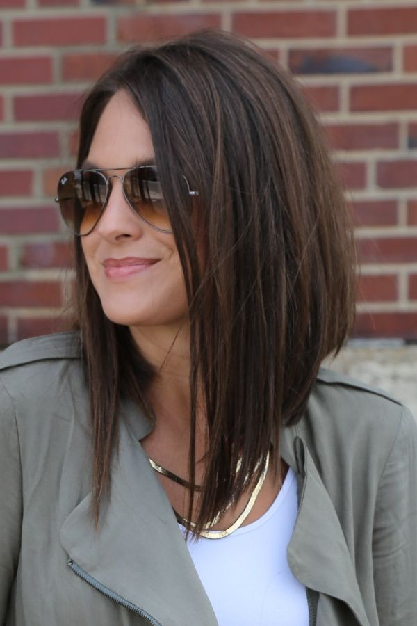Longer-than-Lob Most Hottest and Sexiest Long Bob Haircuts