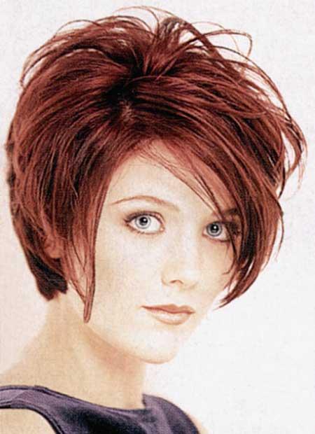 Non-layered-Asymmetrical-Bob-Hairstyle Bob Hair Styles for 2020