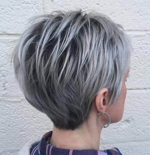 Pixie-Wedge 12 Trendy Pixie haircut ideas for your next cut