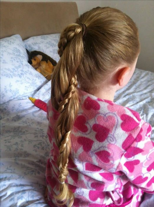 Princess-Braid Cutest Braided Hairstyles for Little Girls Right Now