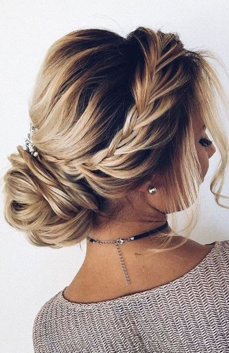 Prom-Updo 15 Super Chic Updo Ideas for Short Hair