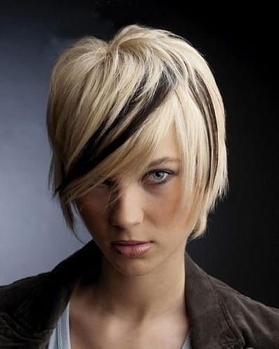 Quick-Short-Weave-Hairstyles-for-Women-8 Quick and Easy Short Weave Hairstyles