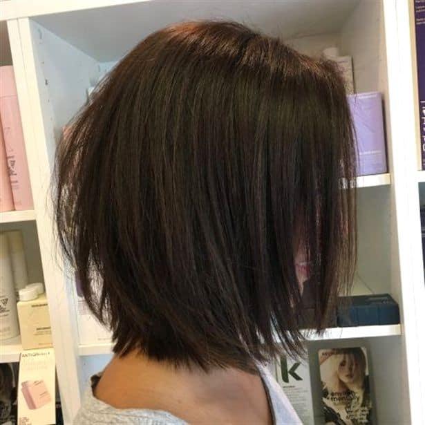 Razor-Cut-Bob-1 Amazing Medium Length Bob Hairstyles to Explore