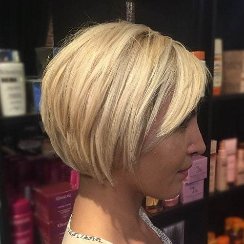 Short-Bob-Hairstyles-for-Women-14 Short Bob Hairstyle Trends To Keep for 2020