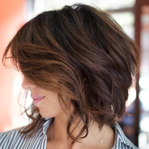 Short-Bob-Hairstyles-for-Women-20 Short Bob Hairstyle Trends To Keep for 2020