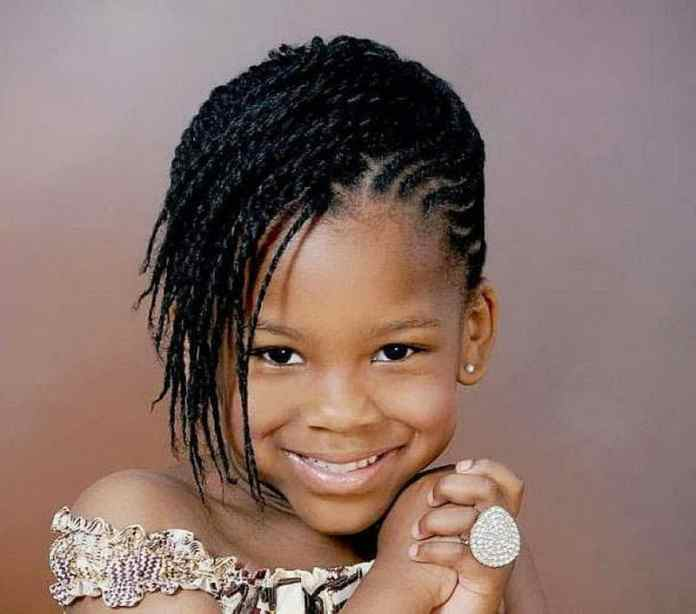 Short-and-Sassy Cutest Braided Hairstyles for Little Girls Right Now