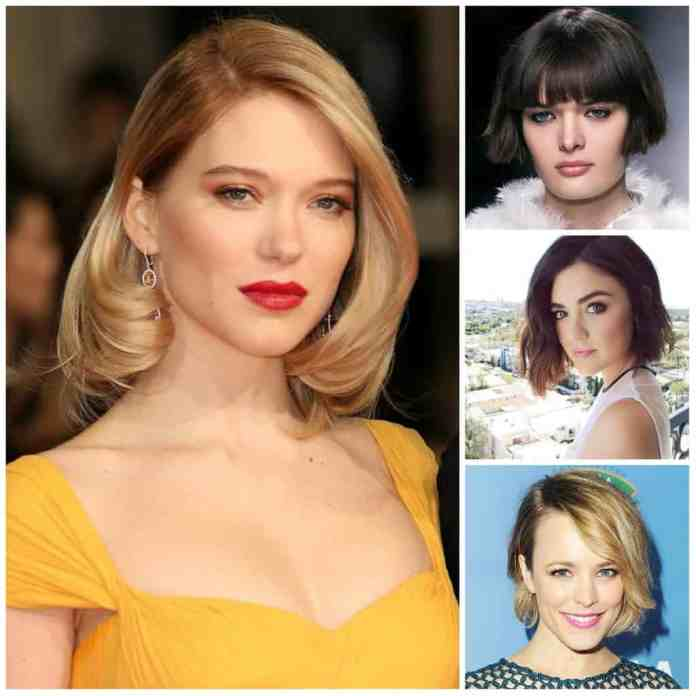 The-A-–-Line-Bob Cutest Bob Haircuts for Women to Bump Up The Beauty