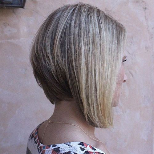 Two-Cuts-In-One Hottest inverted Bobs Hairstyles 2020