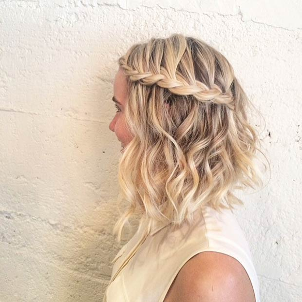 Waterfall-Ombre-Bob Most Hottest and Sexiest Long Bob Haircuts