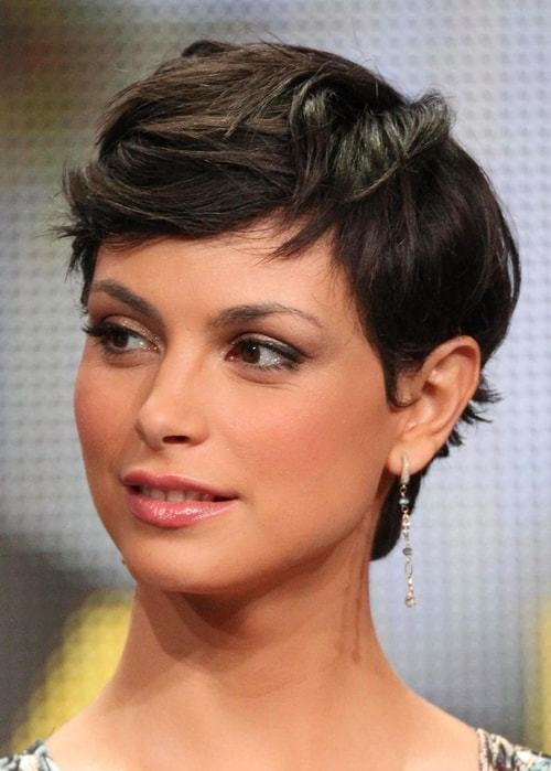 Windblown-pixie Quick and Easy Short Weave Hairstyles