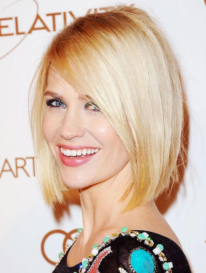 a-blunt-cut-blunt-ends 10 Low-Maintenance Haircuts for Every Hair type