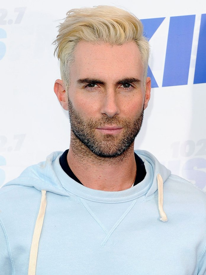 Blonde-Wavy-Hairstyle Modern Hairstyles for Men to Look Awesome