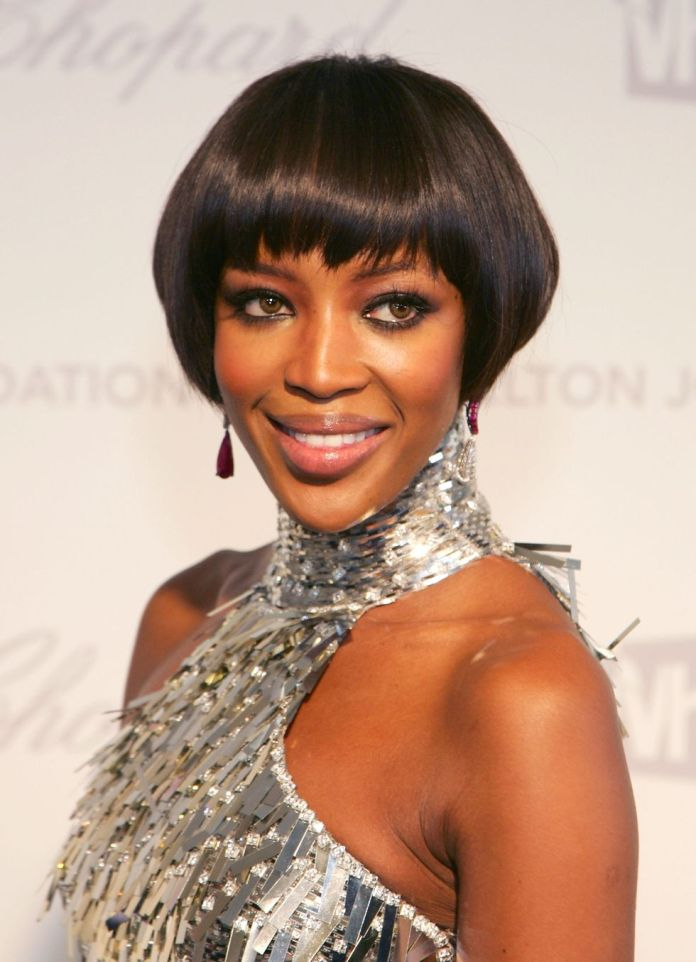 Bobs-with-angular-bangs. Bobs and their hottest endless variations in 2020