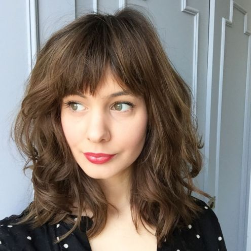 Chic-Medium-Shag Little Secrets You Need To Know When Rocking Layered Haircuts