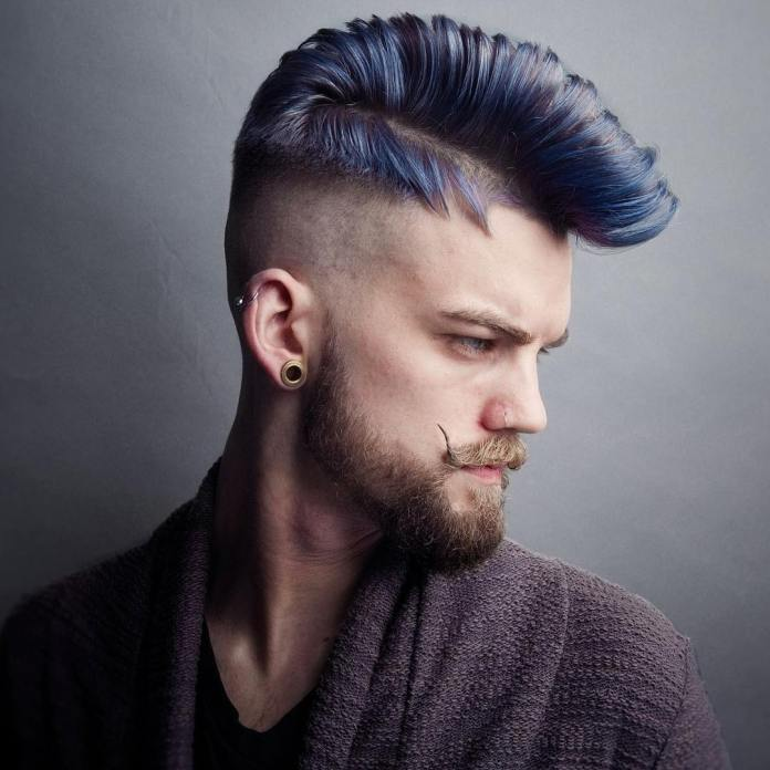 Cool-Hairstyle-for-Thick-Hair Modern Hairstyles for Men to Look Awesome