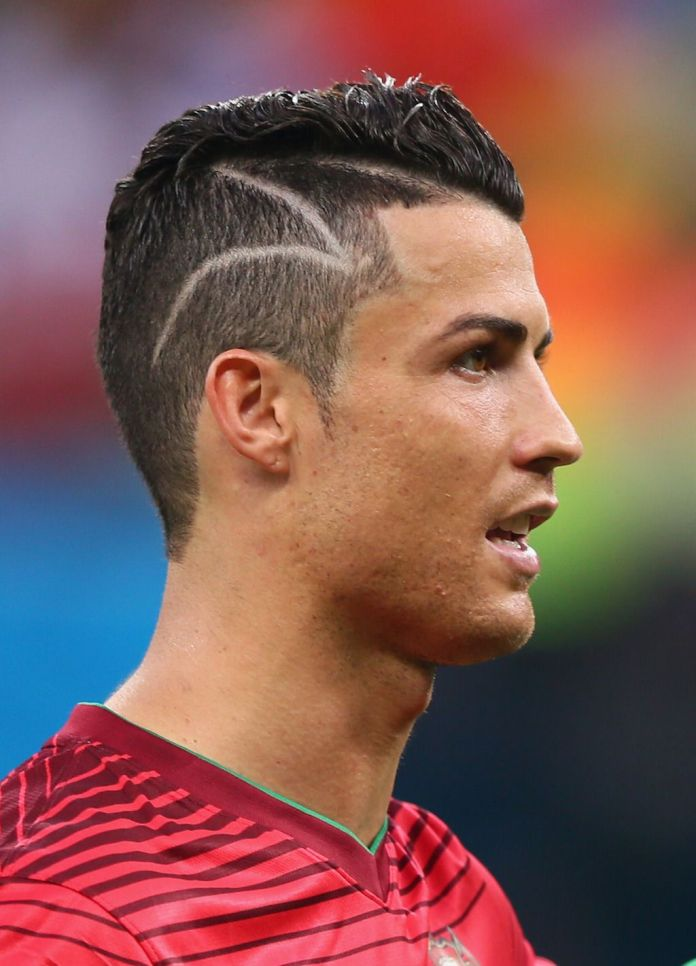 Cristiano-Ronaldo-Hairstyle Modern Hairstyles for Men to Look Awesome