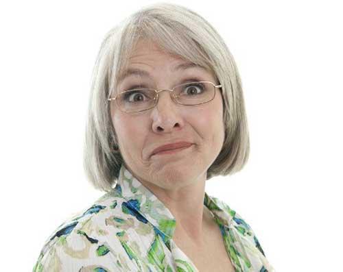 Cute-Bangs Most Beloved Short Hair Styles for Older Women