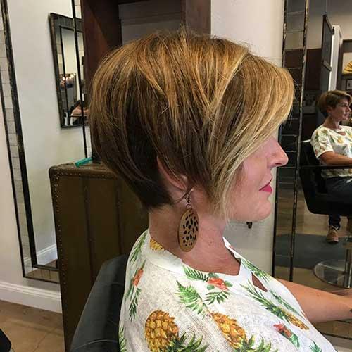 Cute-Short-Hair-for-Women Super Short Haircuts for Women