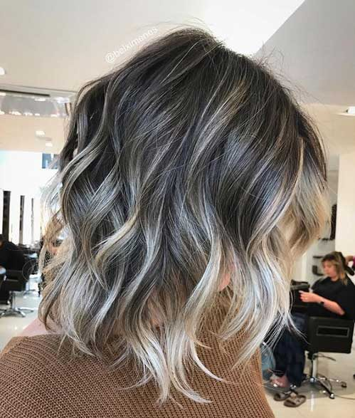 Cute-Short-Haircuts-and-Hair-Color-Ideas-004-ohfree.net_ 20 Cute Short Haircuts and Hair Color Ideas