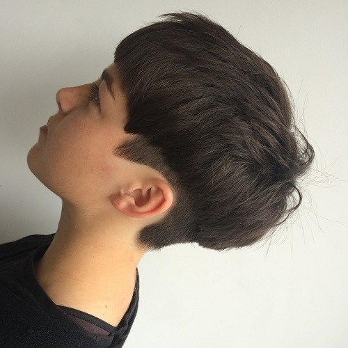 Follow-the-Curve 14 Ways to wear a Bowl Cut
