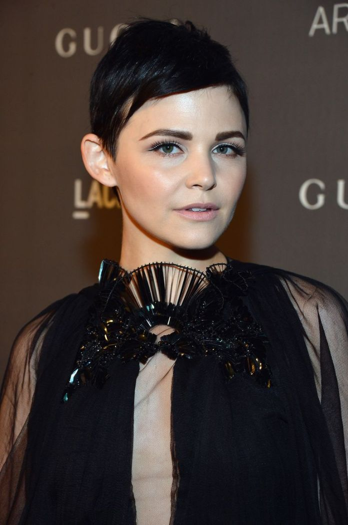 Ginnifer-Goodwins-Glossy-Sleek-Style-1 15 Pixie Cuts for All Hair Textures in 2020