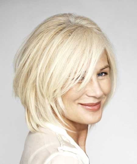 Light-Blonde-Filled-Bob 25 Blonde Bob Haircuts