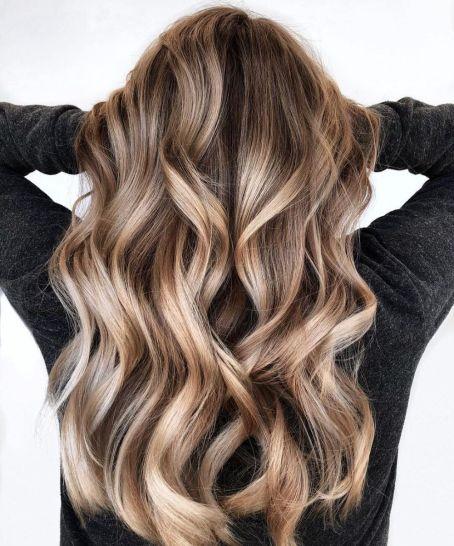 Long-Metallic-Bronde-Balayage-Hair Balayage and Everything About This Trendy Hair Color