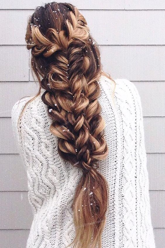 Long-Princess-Hair Long Braided Hairstyles to Look Beautiful as Never Before
